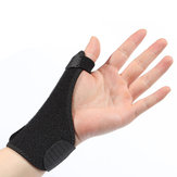 Finger Wrist Support Unisex Sports Clothing Gloves