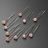 20Pcs 5MM Resistor dependente de luz Photoresistor GL5528 LDR