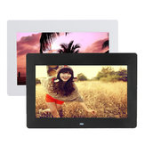 10InchHDTFT-LCDDigitalPhoto Film Frame MP4 Player Alarme Relógio