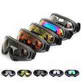 X400 UV Tactical Bike Goggles Ski Skiing Skating Occhiali Occhiali da sole
