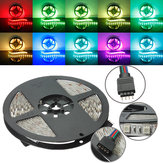 5M RGB Niet-waterdichte 300 LED SMD5050 LED Strip Light Led Streifen voor Indoor Home Decoration DC12V