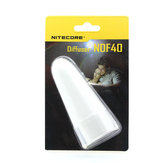 Nitecore NDF40 Flashlight Accessories Diffuser 40MM For EA4/MH25/P25