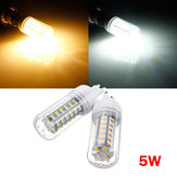 G9 800LM 5W 5730SMD 48 LED Energy Saving Corn Light Bulb Lamp 220V