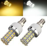 Dimmable E14 Cool/Warm White 7W 5050 SMD 36LED Corn Bulb 110V