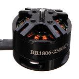DYS BE1806 2300KV Büstenloser Motor Schwarze Version für Multicopter