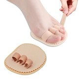Toe Valgus Separators Left Right Foot Triple Toes Enderezadora Bunion Protector