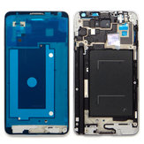 LCD Ekran Digitizer Assembly Çerçevesi Samsung Galaxy için NOT 3 N9000