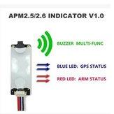 Apm2.5 / 2.6 / 2.8 mwc lumière de contrôleur de vol & buzzer indicateur v1.0