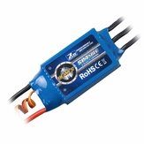ZTW Beatles 50A 60A 80A ESC Brushless Speed ​​Controller Untuk RC Airplane