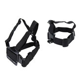 Model B Chest Belt Strap and Model A Head Strap For GoPro 4 3 Plus SJ4000