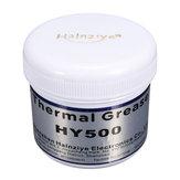 Pâte de graisse conductrice thermique grise HY510 100g pour dissipateur de chaleur de refroidissement PC CPU GPU