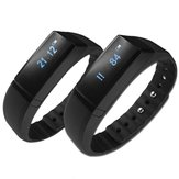 Bluetooth Touch Screen Smart Armband Armband Waterproof IP65 Horloge voor Android en IOS
