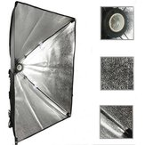 50x70cm Softbox With E27 Lamp Holder Socket Soft Cloth Untuk Studio Fotografi