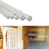 30-50cm Extendable Window Curtain Telescopic Pole Shower Curtain Rod