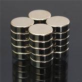 20adet 9mm x 3mm N35 Güçlü Rare Toprak NdFeB Neodimyum Disk Mıknatıslar