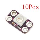 10Pcs CJMCU 1 Bit WS2812 5050 RGB LED Driver Development Board