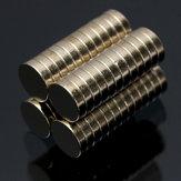 50 قطع n35 6x1.5 ملليمتر قوي جولة اسطوانة مغناطيس النيوديميوم مغناطيس النادرة الأرض