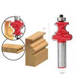 Drillpro RB16 1/2 pollici rotonda Shank carburo Router Bit fresa incisione strumento