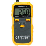 HYELEC PEAKMETER MS6501 LCD-scherm Termostato digitale thermometer K Type thermokoppel-thermometer