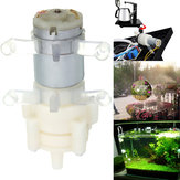 Mini 12V Priming Membraanpomp Waterpomp Spuitmotor voor Water Dispenser WS