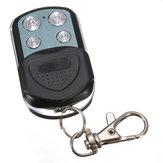 4 bouton garage portail électrique porte télécommande porte-clé clonage 433.92mhz
