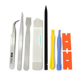 9 in 1 Repairing Opening Pry Tools For Cell Phone Laptop Repair Kit