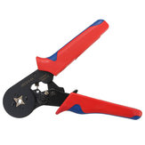 HSC8 6-4A AWG23-10 Wire Stripper Self Adjusting Crimping Plier Ratcheting Ferrule Crimper Tool