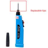 Sostituzione della punta per la batteria ProsKit si-B161 operato saldatore