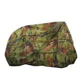 Motorcycle Electric Bike Dustproof Waterproof Camouflage Cover