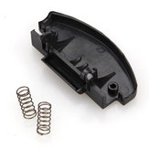 CENTRE CONSOLE Reposabrazos REPAIR BLACK LATCH CLIP PARA VW PASSAT B5 / Jetta / Bora