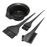 Hair Color Dye Bowl Comb Brushes Tool Kit Set Tint Coloring