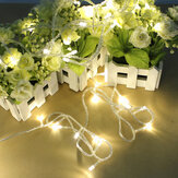 100 LED 10m Warm White String Decoration Light for Christmas Decorations Clearance Christmas Lights