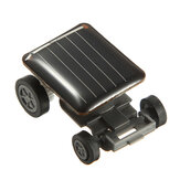 Världens s Smallest Mini Solar Powered Toy Car Racer