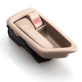 97-01 toyoya Camry interior porta interior punho esquerdo
