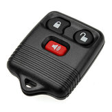 Keyless Entry Key Remote FOB Shell Case for Ford 3 BUTTON