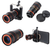 8 x Zoom Optical Lens For Mobile Phone Telescope