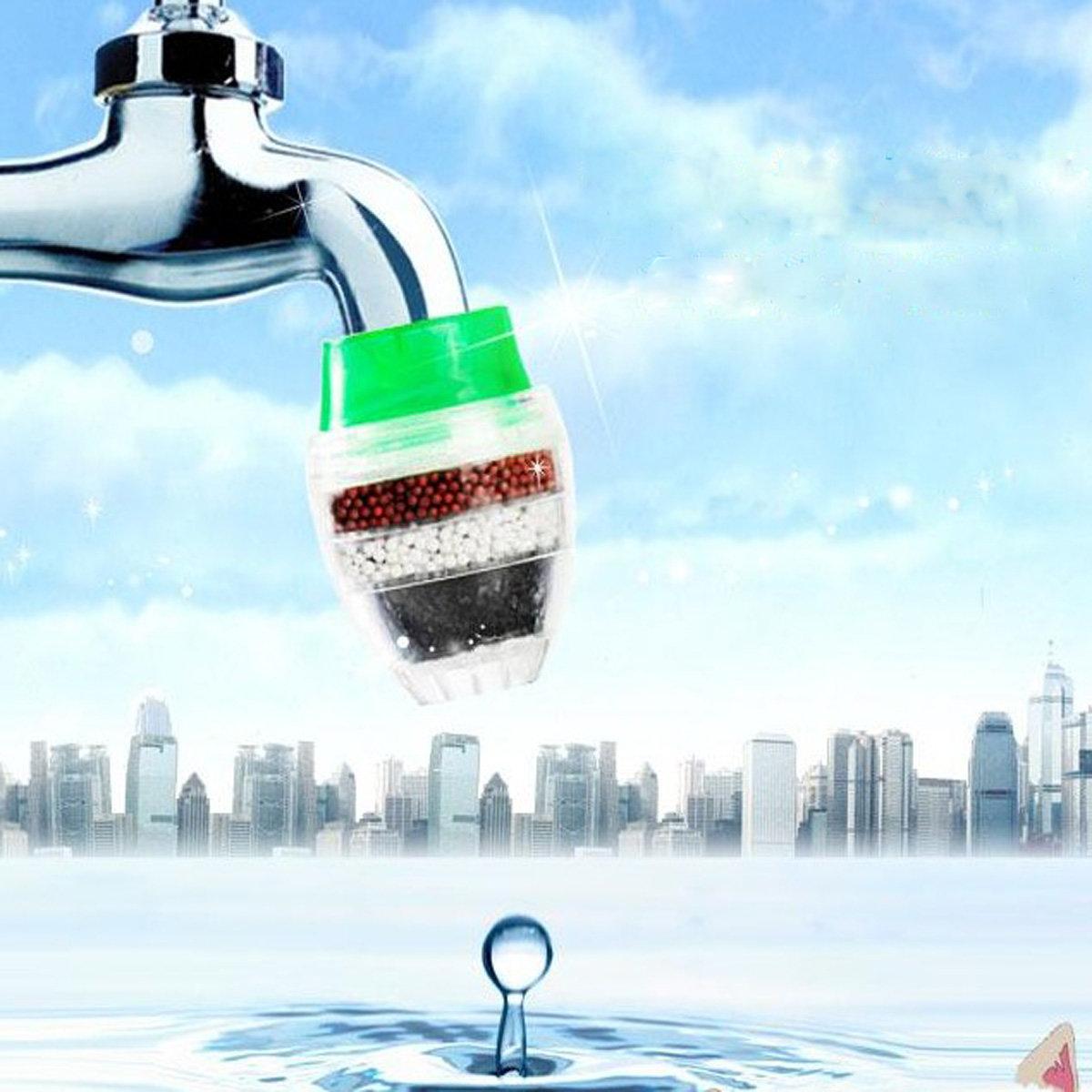 Cartucho de filtro de agua purificador