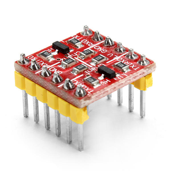 5 Pcs 3.3V 5V TTL Bi-directional Logic Level Converter Geekcreit for Arduino - products that work with official Arduino