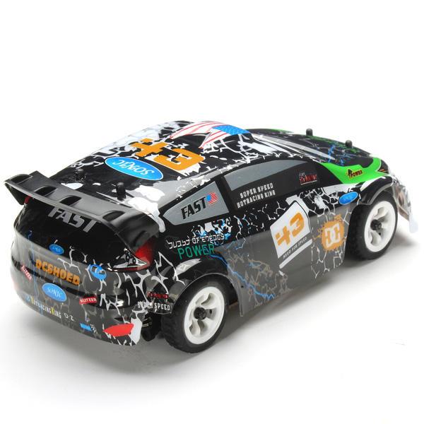 Wltoys K989 1/28 2.4G4WDアロイシャーシブラッシュドRCカービークルRTRモデル