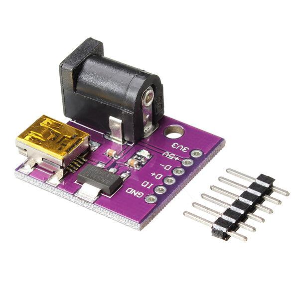 CJMCU 5V Mini USB Power Connector DC Power Socket Board For Arduino