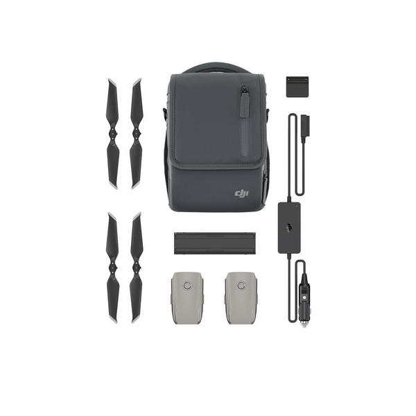 Fly More Kit Accessories Batteries Charger Propellers Shoulder Bag for DJI Mavic 2 Pro/Zoom Drone