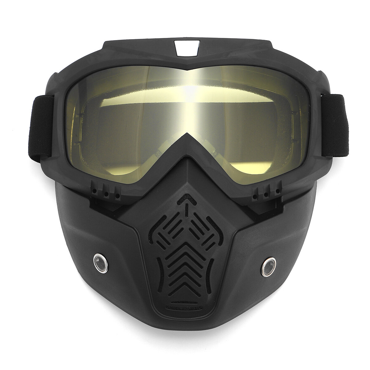 Motocykl helma maska štít brýle otevřené tvář kolo Motocross brýle motorka