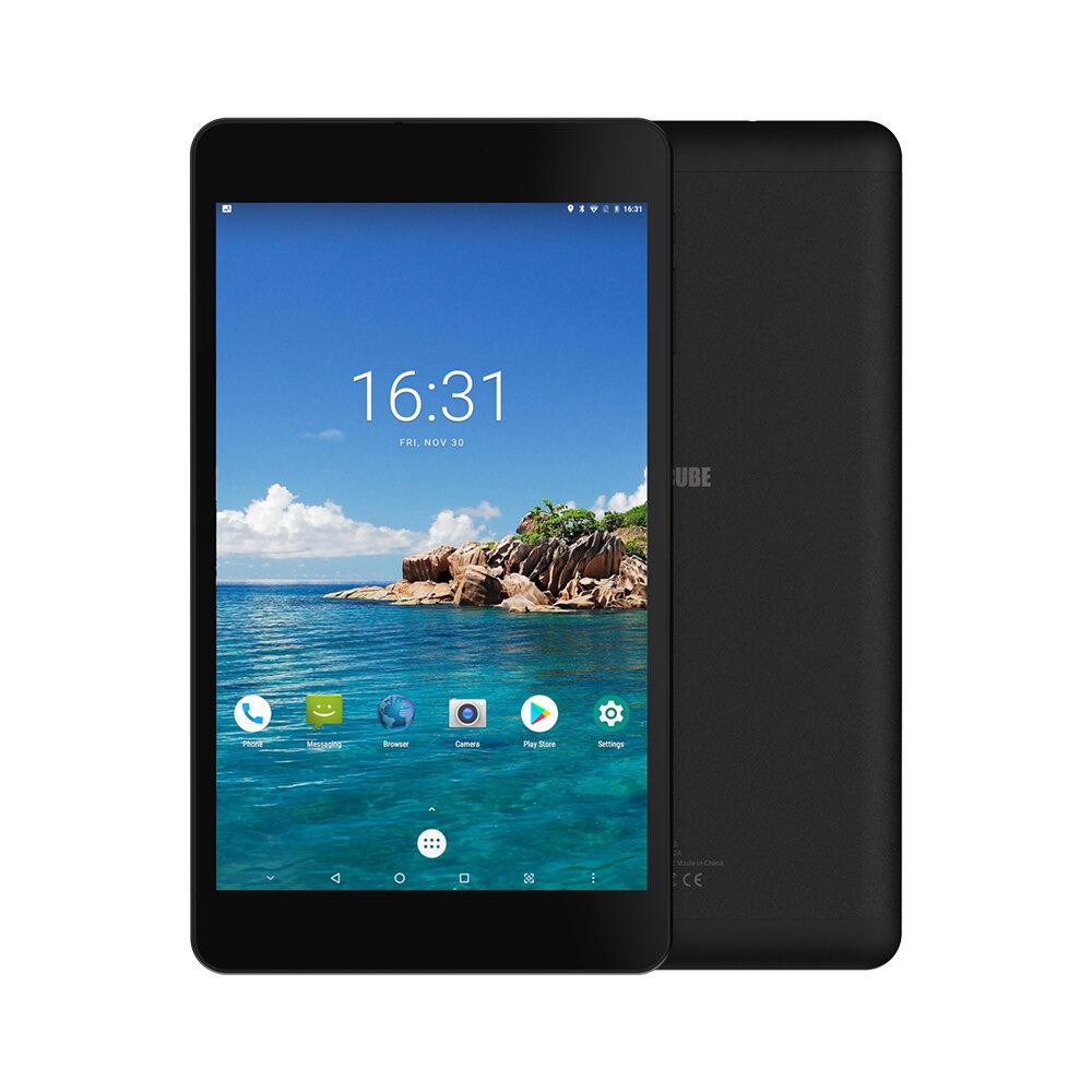 Original Box Alldocube M8 32GB MT6797X Helio X27 Deca Core 8 Inch Android 8.0 Dual 4G Tablet