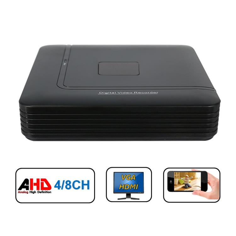 Hiseeu 4 8 Channel 720P 960P 1080P DVR AHD HVR NVR System P2P H.264 Security Home Camera Video Recorder фото