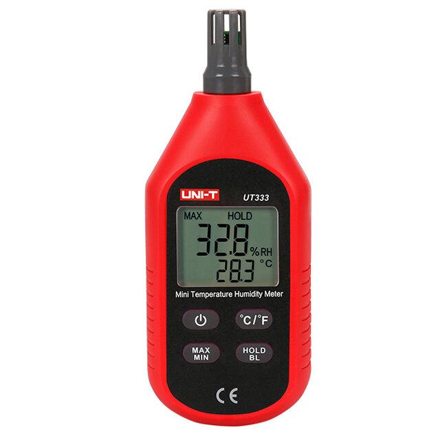 Temperature Humidity Meter UNI-T UT333 Mini LCD Digital Thermometer Hygrometer Air Sensor