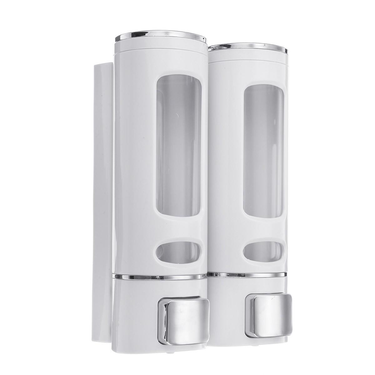 2pcs Set 400ml Liquid Soap Dispenser