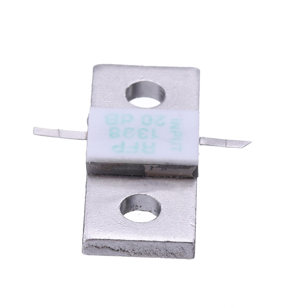 RFP1398 Wireless Signal Attenuator Flanged Attenuators 100W 50 ohm  DC-2 0GHz 20dB RFP1398 Cross Reference RFP-100N20AE 100-9AE-S Used 100%DC