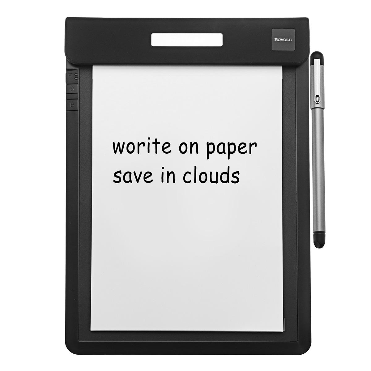 Royole 10Inch 2048 Level Pressure Digital Drawing Tablet Paper Writing Cloud Storage App With Pen