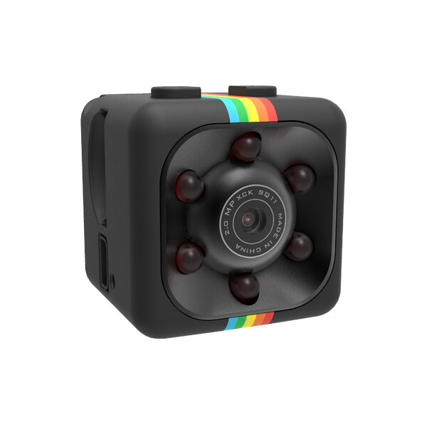 iMars SQ11 1080P Mini Night Vision DV Video Recorder Vlog Sport Camera