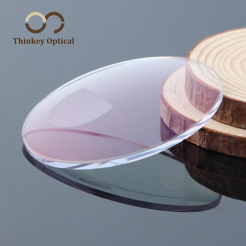 डबल लाइट पठन प्रेस्बिओपिक चश्मा लेंस सही दृश्य Acuity शक्ति 1.0 1.5 2.0 2.5 3.0 3.5 4.0 सही